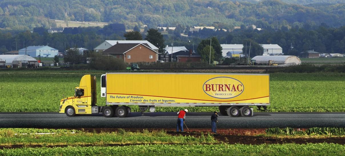 Burnac-truck