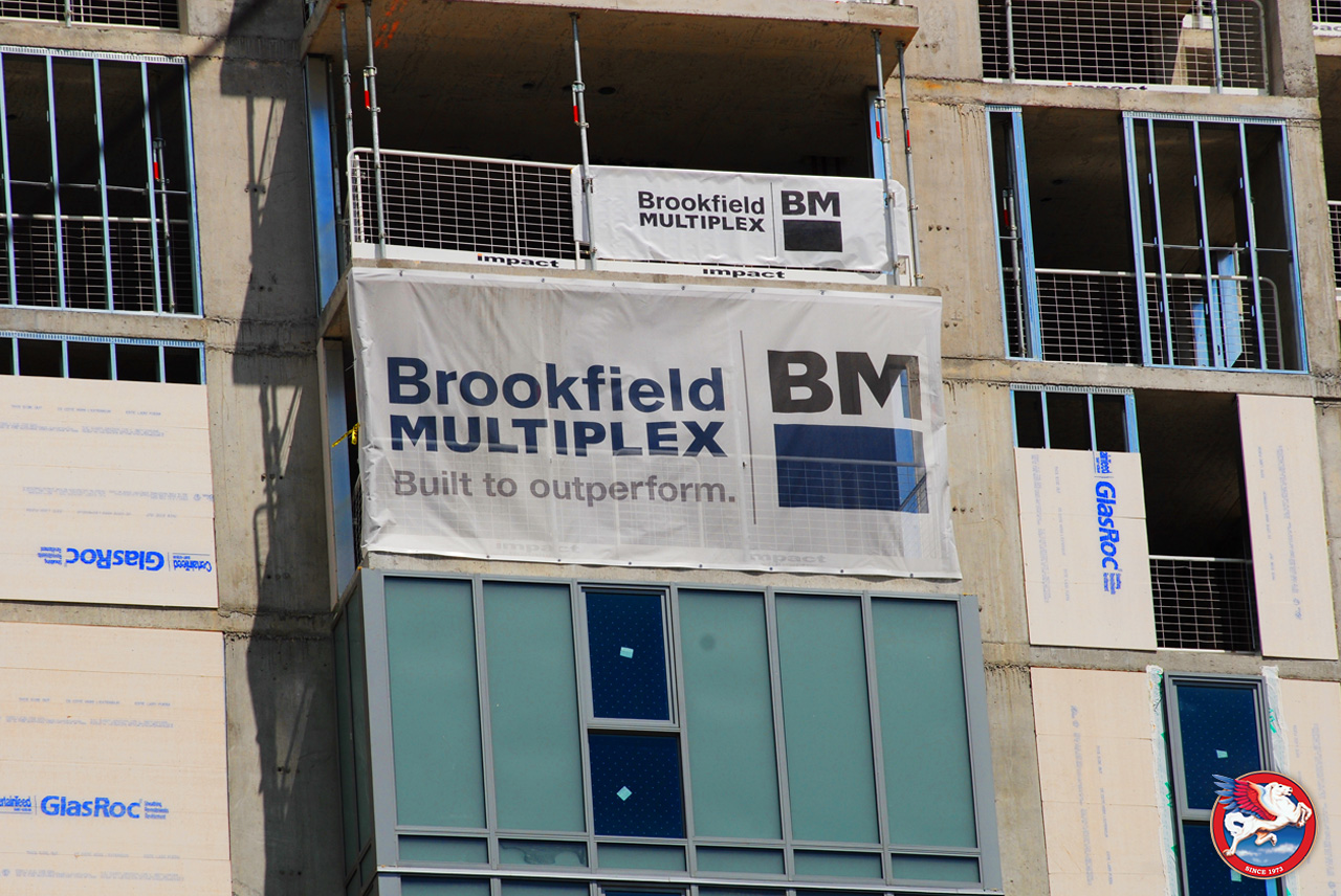 Brookfield Mesh Banners