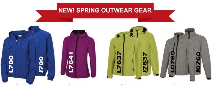 Spring Outwear