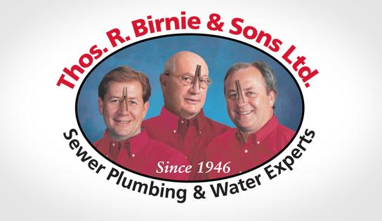 Thos. R. Birnie and Sons. Ltd Logo