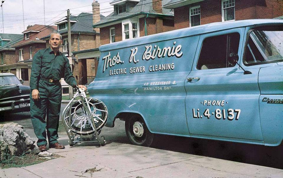 Thos R Birnie in 1946